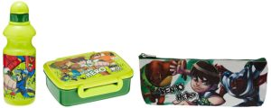 Amazon- Buy Cartoon Network Ben 10 back to School stationery combo set, 499, at Rs 221