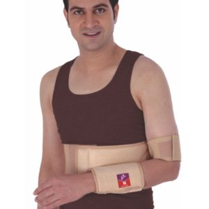 Amazon- Buy Flamingo Elastic Shoulder Immobilizer-Small at Rs 120 image