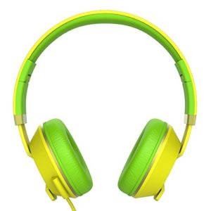 Amazon- Buy Havit HV-H2171D Headphones (Yellow/Green) at Rs 405 with Amazon pay image
