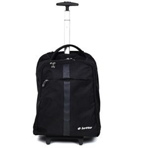 Amazon- Buy Lotto 50 Ltrs Black Laptop Roller Case at Rs 1299 image