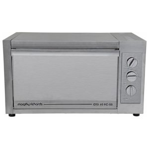 Amazon- Buy Morphy Richards 40 RCSS 40-Litre Stainless Steel Oven Toaster Grill at Rs 5599