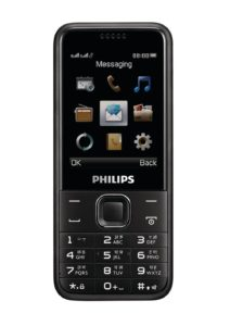 Amazon- Buy Philips Xenium E162 (Black) at Rs 999 image