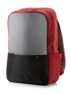 Amazon – HP Duotone Y4T20AA#ACJ 15.6-inch Laptop Backpack (Red) at Rs. 696 image