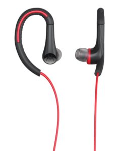 Amazon – Motorola Sports Headphones (Red) at Rs. 499 only image