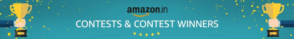 Amazon Quiz Winners All Amazon Contest Winners announced