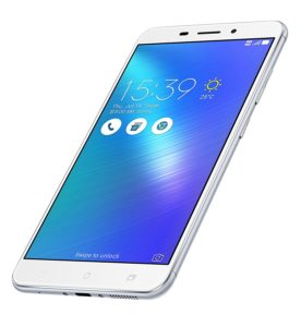 Amazon – Buy Asus Zenfone 3 Laser (Glacial Silver, 4GB, 32GB) worth Rs 19999 for Rs 9999 image