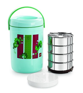 Amazon Buy Cello Spice Insulated 3 Container Lunch