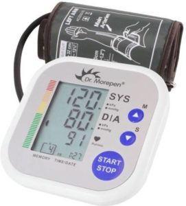 Flipkart – Buy Dr. Morepen 8904124006035 BPOne Bp Monitor at Rs.699 only image
