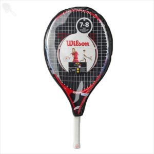Flipkart- Buy Wilson US Open 23 L1 Strung (Multicolor, Weight – 200 g) at Rs 1058 image