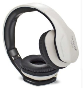 Snapdeal – Buy HI-Plus H111F Extra Bass Stereo Over Ear Wired Headphones With Mic at Rs.599 image