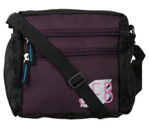 Amazon – Buy JEB Sling Bag (Purple, JSPR101) at Rs.150 only image