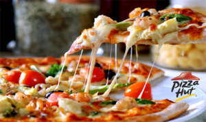 Mizone- Get Flat 50% Cashback on Pizza Hut
