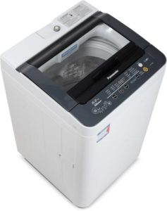 Flipkart – Buy Panasonic 6.2 kg Fully Automatic Top Load Washing Machine Grey at Rs.9999 image