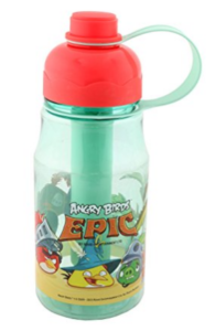 Amazon – Buy Rovio Angry Bird Frozen Stick Water Bottle, 60mm, Blue at Rs.106 only image