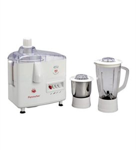 Amazon – Buy Signora Care SJG-1500 500-Watt Juicer Mixer Grinder (Cream/White) for Rs 1548 image