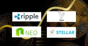 cryptocurrencies other than bitcoin - Ripple, NEO, Tron, Stellar