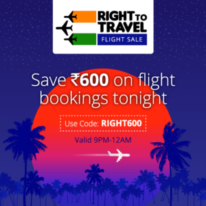 Ixigo - Get Flat Rs 600 Cashback on Ticket Booking of