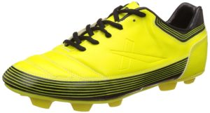 Amazon- Buy Vector X Chaser ll 001-M Football Shoes, Men's (Yellow/Black) at Rs 256