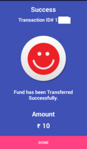Bank Transfer MS Online Refer and Earn