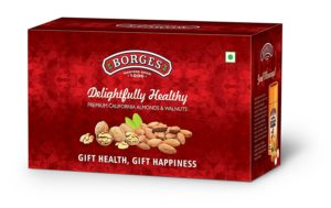 Borges Delightfully Healthy Gift Pack,