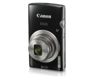 Amazon – Buy Canon IXUS 185 20MP Digital Camera with 8x Optical Zoom (Black) + 16GB Memory Card + Camera Case at Rs 4990 image