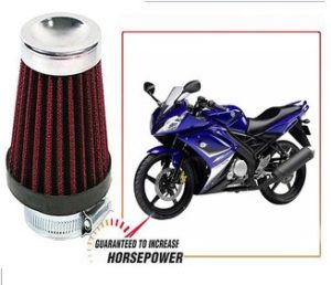 Capeshoppers Big Hp High Performance Bike Air Filter For Yamaha Yzf-R15