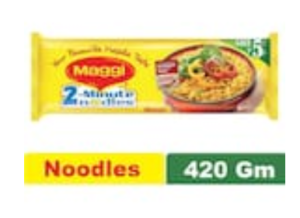 Flat 30% Off on Maggi Noodles, Soups and Pasta
