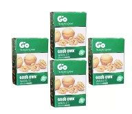 PayTMmall – Buy Go Extra Light Broken Walnuts 250 Gm Pack Of 4 at Rs.498 image