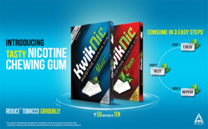 Lybrate - Get Kwiknic Nicotine Gum worth Rs.100 for Free