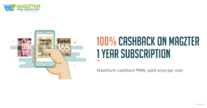 Magzter Freecharge Offer