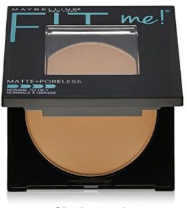 Maybelline New York Fit ME Matte with Poreless Powder, 235 Pure Beige, 8.5g
