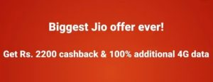 Mi Redmi Note 5 Jio Offer