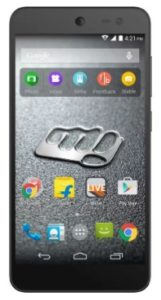 Micromax Canvas Xpress 2 (Black & Champagne, 8 GB)  (1 GB RAM)