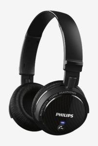 Philips SHB5500BK 27 Headphone Black