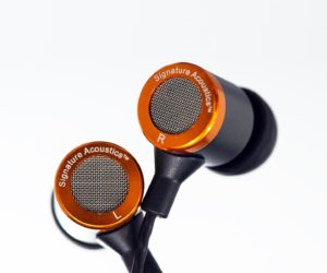 Signature Acoustics O16- Live Metallic Earphone with Brass Case for Rs 1199 only