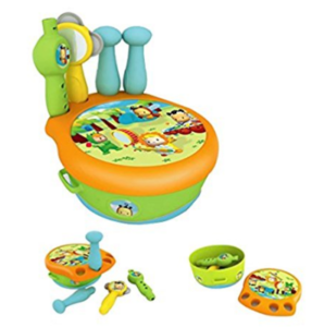 Smoby Cotoons Orchestra, Multi Color at rs.427