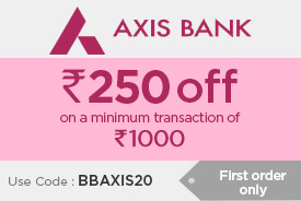 bigbasket axis offer