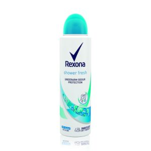Amazon - Buy Rexona Women Shower Fresh Deodorant, 150ml at Rs 127