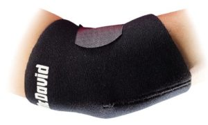 McDavid Elbow Wrap Black (One Size)