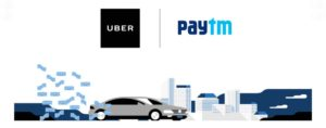Paytm Uber offer