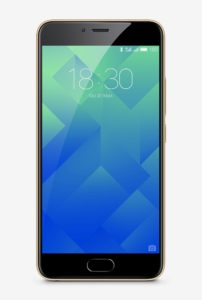 TataCliq - Buy Meizu M5 32 GB (Champage Gold) 3 GB RAM Dual SIM 4G at Rs 5999