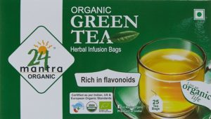24 Mantra Green Tea, 25 Bags