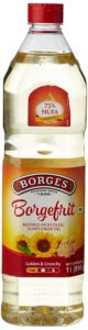 Amazon Pantry - Buy Borges Borgefrit Hi Oleic Oil, 1L at Rs 119 only