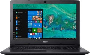 Acer Aspire 3 Pentium Quad Core - (4 GB 500 GB HDD Windows 10 Home) A315-33 Laptop (15.6 inch, Black, 2.1 kg) at Rs 17990 only flipkart