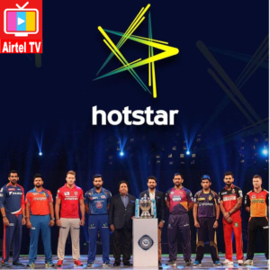 Airtel Hot star subscription