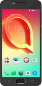 Amazon - Buy Alcatel A5 LED 5085I (Metallic Silver) at Rs 6197