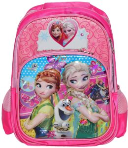 Amazon - Buy Belomoda Emboss Princess Cartoon School Bag