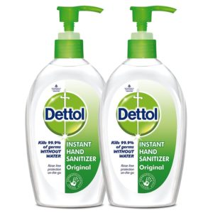 Amazon- Buy Dettol Original Instant Hand Sanitizer