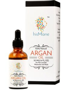 Amazon - Buy Hismane Pure Refined Argan Oil at Rs 299 only