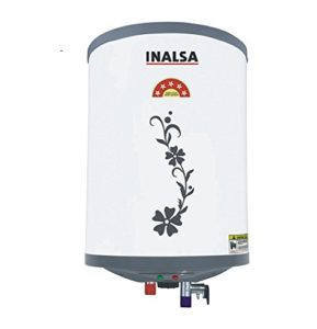 Amazon - Buy Inalsa PSG15GLN 15-Litre Storage Water Heater (White & grey)  at Rs 5278